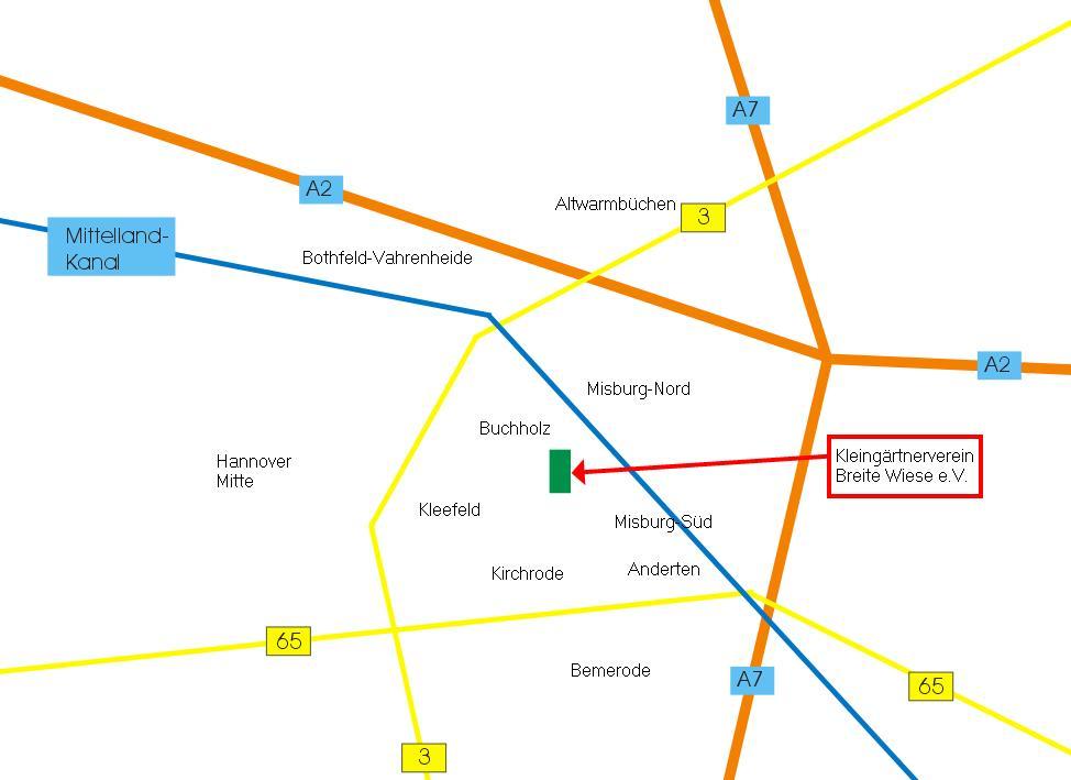 An Der Breiten Wiese Hannover